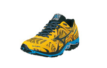Mizuno Men's Wave Elixir 7 saffron/anthracite/folkstone grey